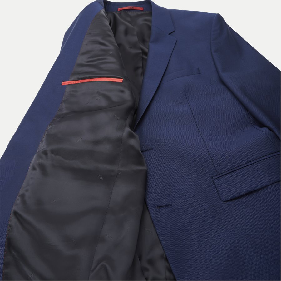 5597 ASTIAN/HETS - Astian/Hets Habit - Habitter - Ekstra slim fit - DARK BLUE - 8